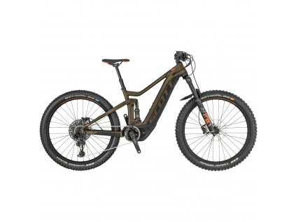SCOTT CONTESSA GENIUS eRIDE 720 2019
