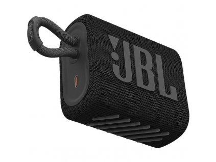 JBL GO3 černý Přenosný reproduktor