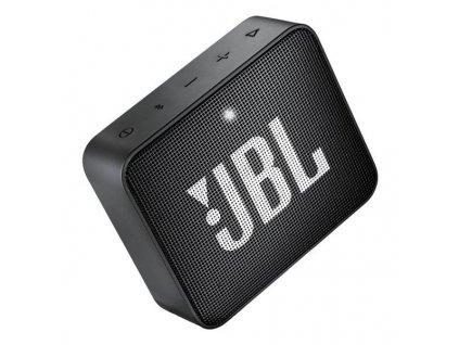 JBL GO 2 černý Přenosný reproduktor
