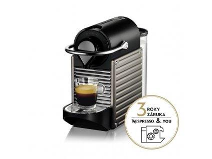 Espresso Krups Nespresso Pixie Titan XN304T10