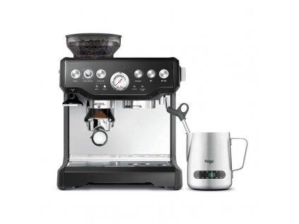 Espresso SAGE BES875BKS černé