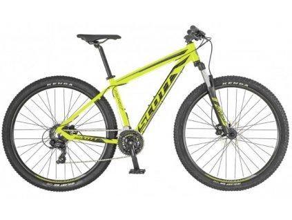 SCOTT ASPECT 760 YELLOW/GREY 2019