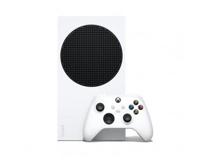 Herní konzole Microsoft Xbox Series S (RRS-00010)