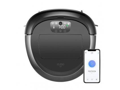Robotický vysavač iClebo O5 YCR-M07-20W černý/šedý