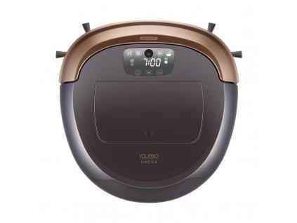 Robotický vysavač iClebo Omega YCR-M07-10 černý/zlatý