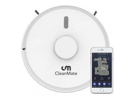 Robotický vysavač CleanMate LDS700 bílý