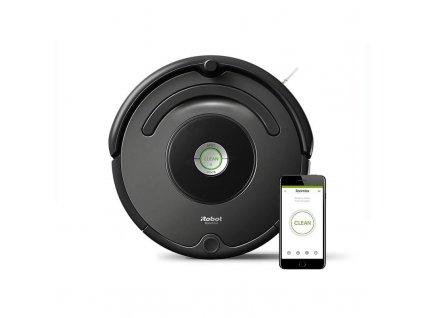 Robotický vysavač iRobot Roomba 676 šedý