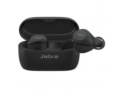Sluchátka Jabra Elite 75t WLC černá (100-99092001-60)