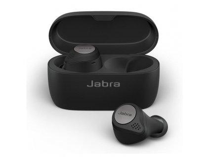 Sluchátka Jabra Elite Active 75t černá (100-99091005-60)