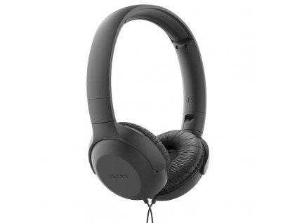 Sluchátka Philips TAUH201BK černá (TAUH201BK/00)