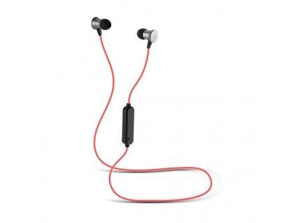 Sluchátka GoGEN EBTM 81R černá/červená (EBTM81R)