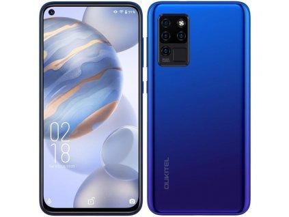 Mobilní telefon Oukitel C21 modrý (84002436)