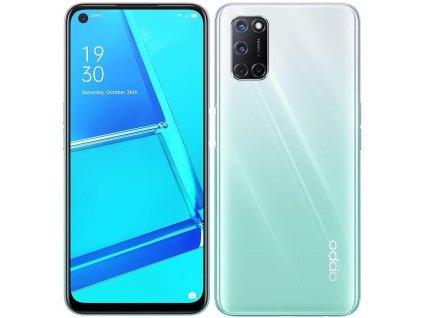 Mobilní telefon Oppo A52 - Stream White (22827BB)