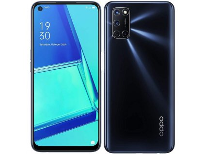 Mobilní telefon Oppo A52 černý (22828BB)