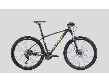 CTM CALIBER 1.0 2019 žlutý  Možnost kolo předobjednat za výhodnou cenu
