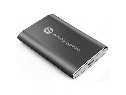 SSD externí HP Portable P500 120GB černý (6FR73AA#ABB)