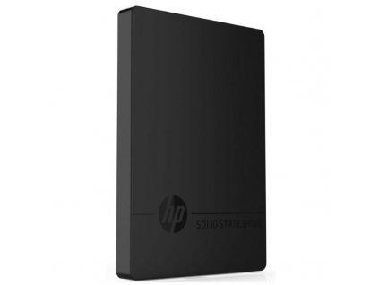 SSD externí HP Portable P600 250GB černý (3XJ06AA#ABB)
