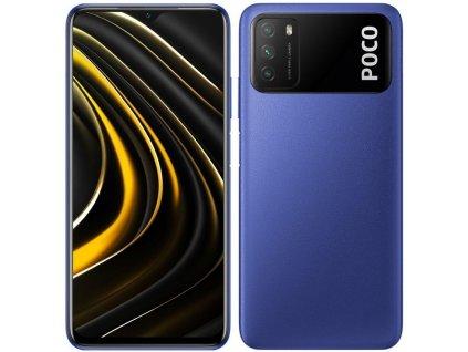 Mobilní telefon Poco M3 64 GB modrý (30711)