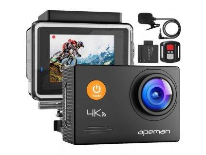 Outdoorová kamera Apeman A79 černá
