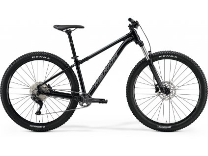 Merida BIG.TRAIL 200 Glossy Black(Matt Cool Grey) 2021