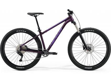 Merida BIG.TRAIL 400 Silk Dark Purple(Silver-Purple) 2021