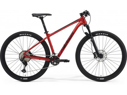 Merida BIG.NINE XT2 Christmas Red(Black) 2021
