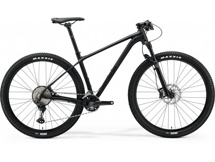 Merida BIG.NINE 700 Matt Black(Glossy Black) 2021