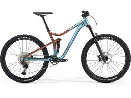 Merida ONE-FORTY 600 Silk Bronze/Blue 2021