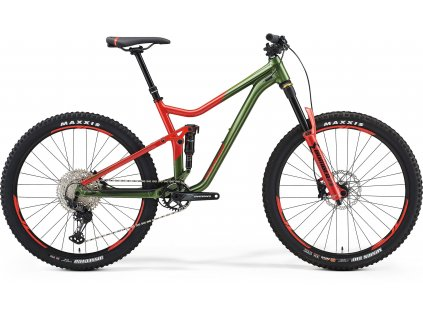 Merida ONE-FORTY 700 Green/Red 2021