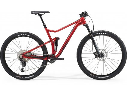 Merida ONE-TWENTY RC XT-EDITION Glossy Red(Matt Black) 2021