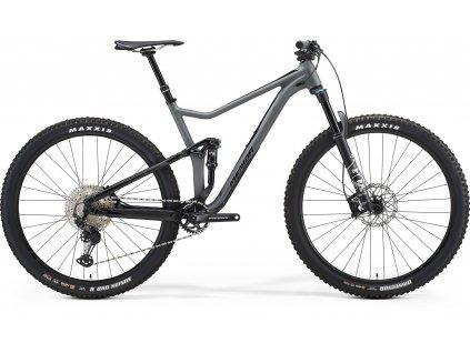 Merida ONE-TWENTY 700 Matt Grey/Glossy Black 2021