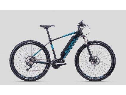 CTM PULZE PRO 2019 modrá  Možnost kolo předobjednat za výhodnou cenu