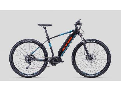 CTM PULZE Xpert 2019 modrá  Možnost kolo předobjednat za výhodnou cenu