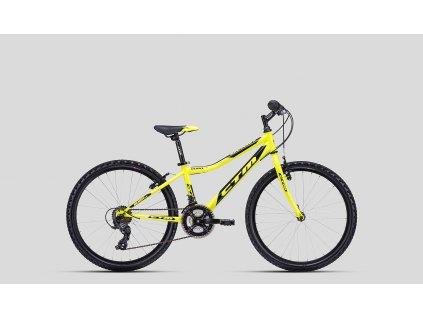 CTM BERRY 1.0 2019 žlutá  Možnost kolo předobjednat za výhodnou cenu