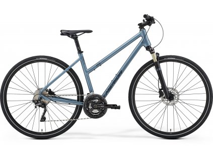Merida CROSSWAY XT-ED-LADY Matt Steel Blue(Dark Blue) 2021