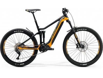 Merida eONE-FORTY 400 Black/Orange 2021