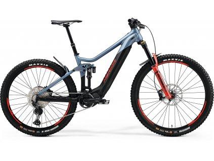 Merida eONE-SIXTY 700 Matt Steel Blue/Black(Red) 2021