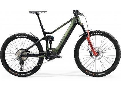 Merida eONE-SIXTY 8000 Matt Green/Black 2021