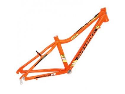 Maxbike Denali 24 2019 oranžový matný