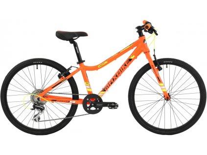 Maxbike Pirin 24 2019 oranžový matný  Pro registrované možnost akce až 15% sleva