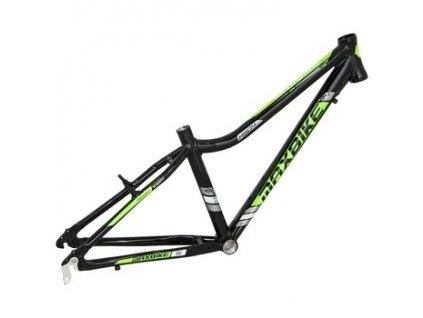 Maxbike Pirin 24 2019 černý lesklý / zelená