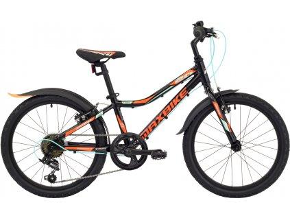 Maxbike Junior 20 černý mat 2019  Pro registrované možnost akce až 15% sleva