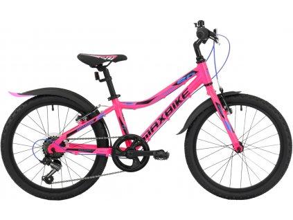 Maxbike Junior 20 růžový mat 2019  Pro registrované možnost akce až 15% sleva