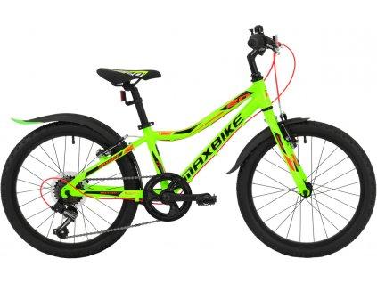 Maxbike Junior 20 zelený 2019  Pro registrované možnost akce až 15% sleva