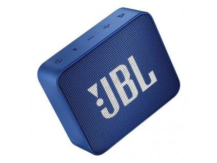JBL GO 2 modrý  Přenosný reproduktor