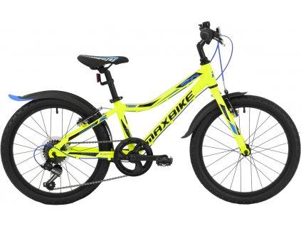 Maxbike Junior 20 žlutý reflex 2019  Pro registrované možnost akce až 15% sleva