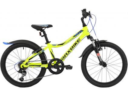 Maxbike Junior 20 SF žlutý reflex 2019
