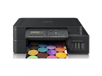 Tiskárna multifunkční Brother DCP-T525W černá (DCPT525WYJ1)