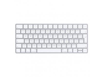 Klávesnice Apple Magic, CZ bílá (MLA22CZ/A)