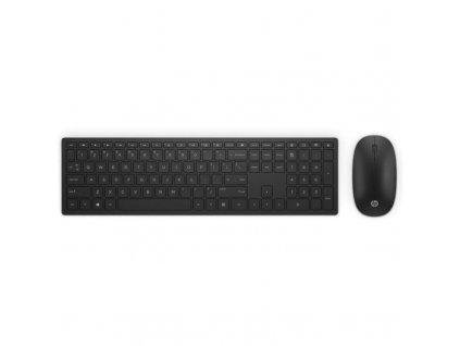 Klávesnice s myší HP Pavilion 800, CZ layout černá (4CE99AA#AKB)